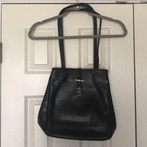 Longchamp vintage leather purse
